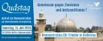 Qudstag – Widerstand gegen jede Unterdrückung vonVölkern